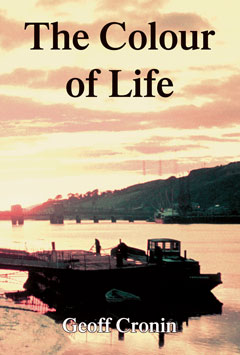Cover - The Colour of Life by Geoff Cronin